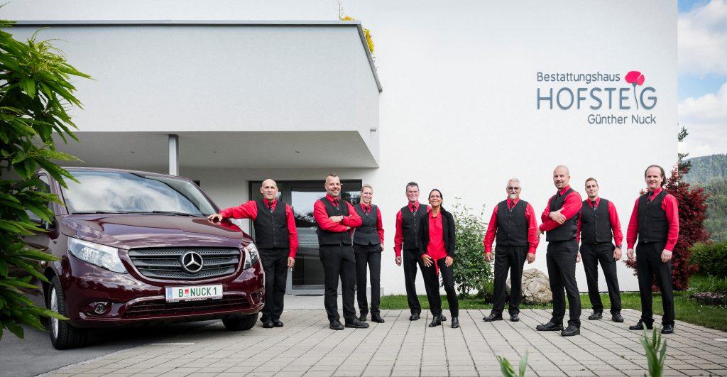 Team Bestattungshaus Nuck © 2020 MEDIArt | Photographie, Bestattung Nuck, Mitarbeiter Portraits, Teamaufnahmen